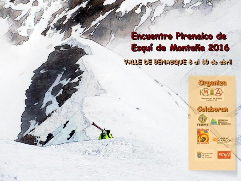 encuentro esquí montaña